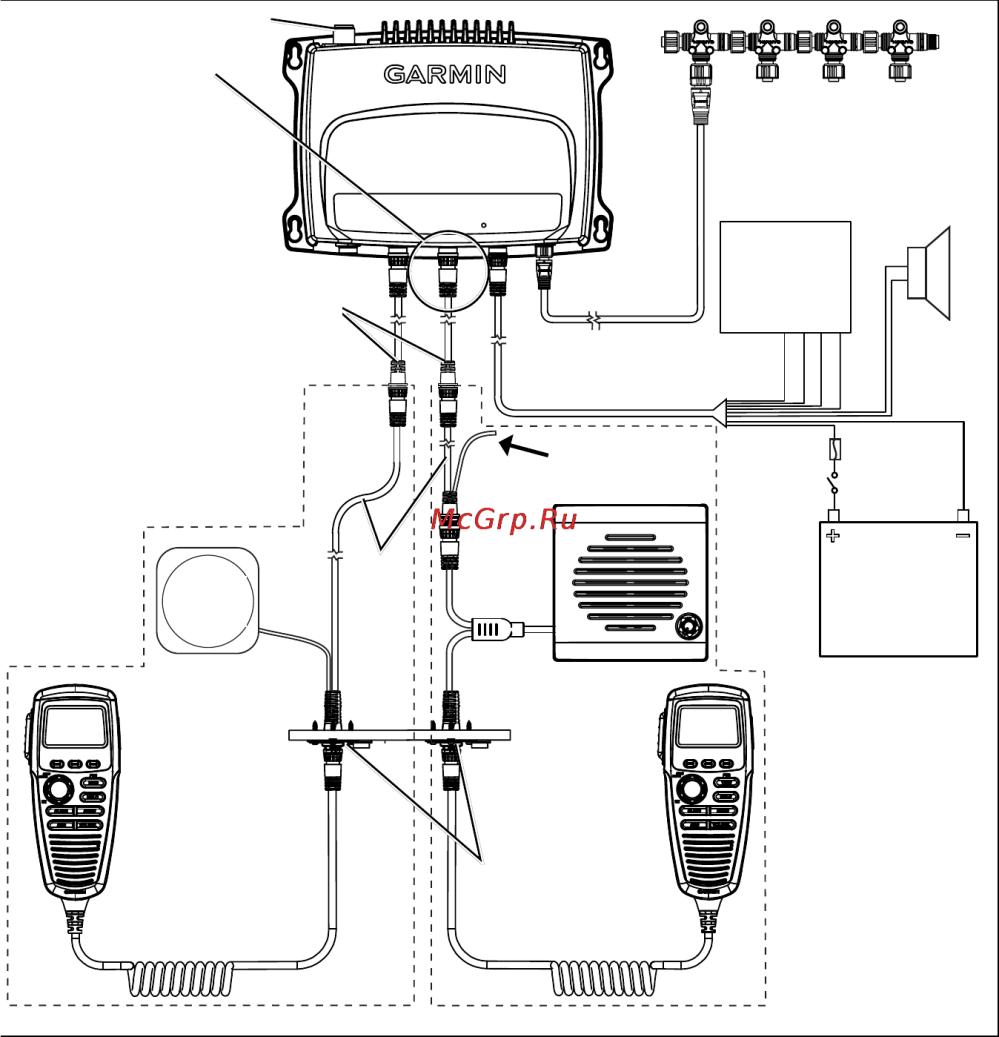 medium resolution of vhf 300 3 vhf 300 series installation instructions