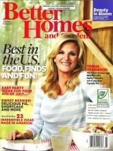 Better Homes & Gardens July 2013 Volume 91 Number 7 (2)