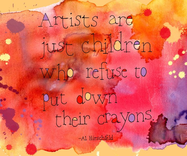 Art as Therapy Quotes