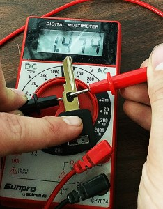 Reading  vats key with multimeter also how to read your pellet number mcguire lock rh mcguirelocksmith