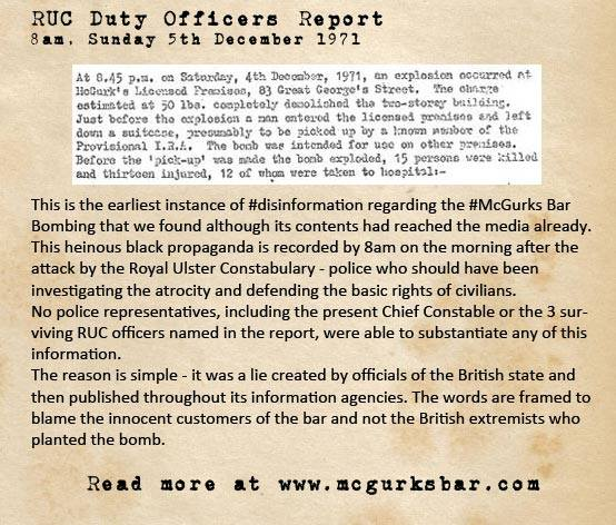 RUC Disinformation