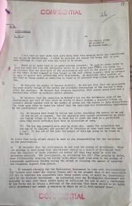 Gerry Fitt Document