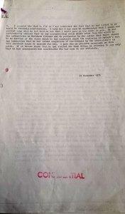 Gerry Fitt Document 2