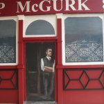 McGurk's Bar Mural