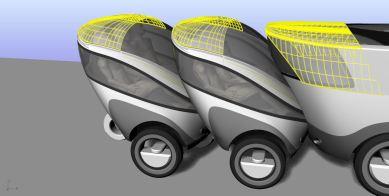 TG0021 - aerodynamic spoilers not in use