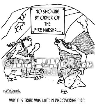 Cigarette Cartoons