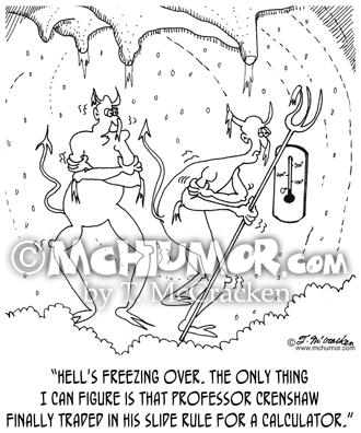 Math Cartoons Page 2