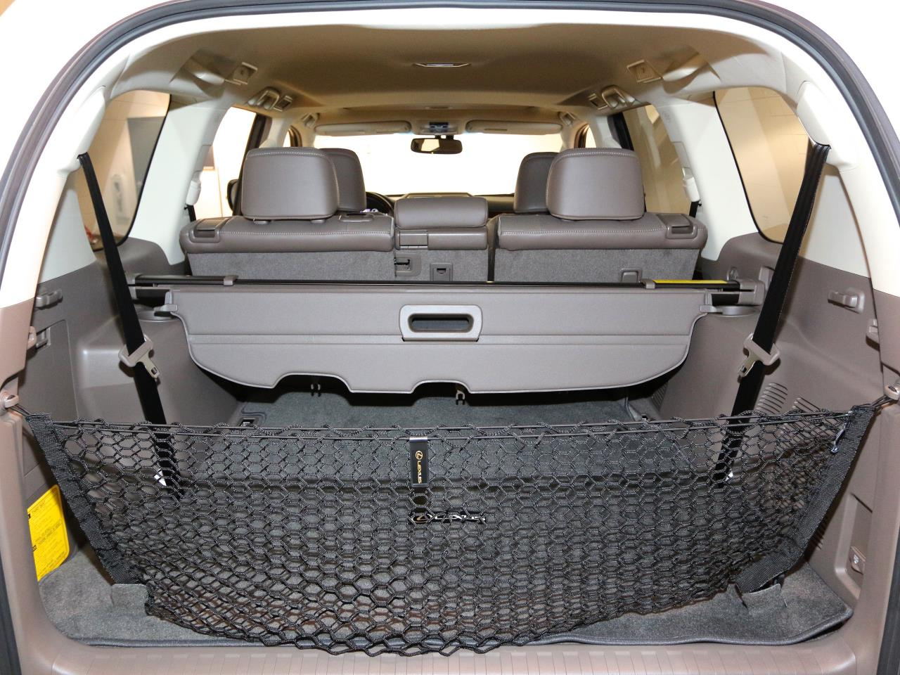 For 2014-2020 Lexus GX GX460 Retractable Cargo Cover Trunk Privacy Shield Shade