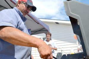 "Amerigas, one of the companies that sells propane to Hawthorne and the surrounding communities, held a customer appreciation day on Aug. 16 to say ""thank you"" to its many customers in the area."