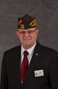 Hawthorne resident John Stroud was elected Senior Vice Commander-in-Chief of the Veterans of Foreign Wars recently at a ceremony in Louisville, Ky. (Courtesy photo)