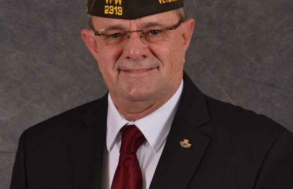 Stroud's service includes secret plane; VFW head