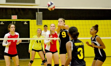 Lady Serpents pick up road win at Big Pine