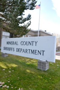 In a meeting on Nov. 13, the Mineral County Board of County Commissioners cut the field of potential successors to Mineral County Sheriff Mike Dillard