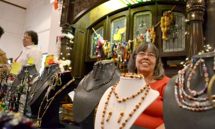 Catholic Ladies Guild gets bazaar in convention center
