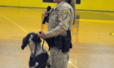 MCHS students learn danger of drugs
