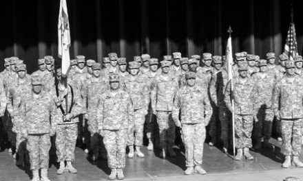 Nevada Guard's 757th Battalion Prepared for Egypt Mission