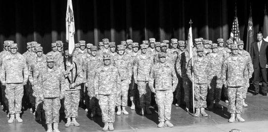 Nevada Guard's 757th Battalion Prepared for Egypt Mission