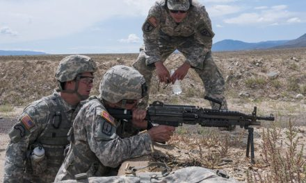 Rookie competitor claims Adjutant General's marksmanship title