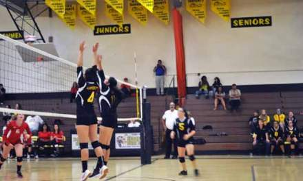 Lady Serpents pick up first win