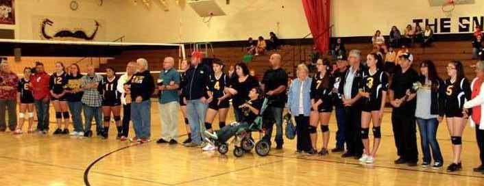 Seniors bid farewell at MCHS