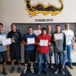 Serpent Athletes Honored