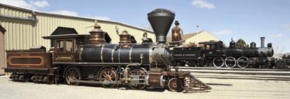 Nevada history: The Locomotive 'Glenbrook'