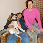 Couple Reunited With Lost Dog After 12 Days, One Still Missing