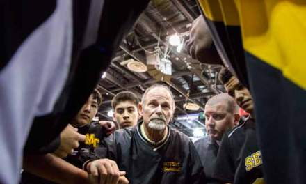 Humble state champion coach gives players all the credit