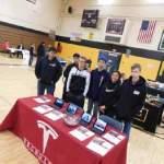 High school holds career fair