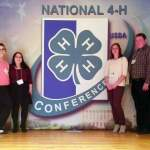 Local 4-H students attend national conference in D.C.