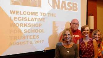 Nevada School Districts Come Together to Review New Bills