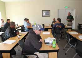 First Responder's Receive Training on Terrorism