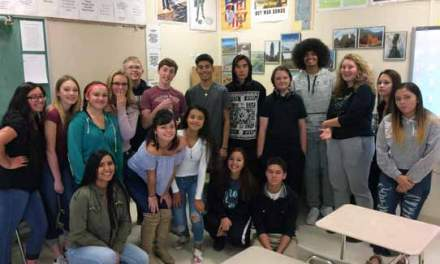 Leadership Class off to Strong Start