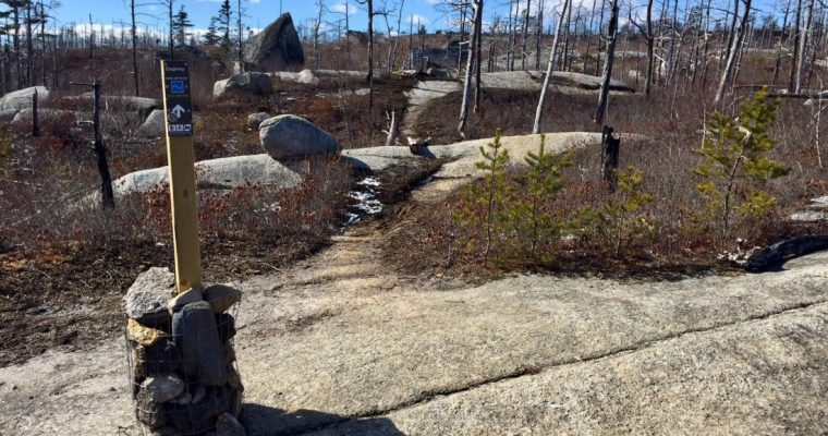 Tips for responsible trail use