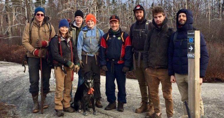 Now Hiring Fall Trail Crew Members