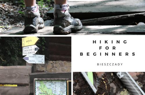 Bieszczady- hiking trails