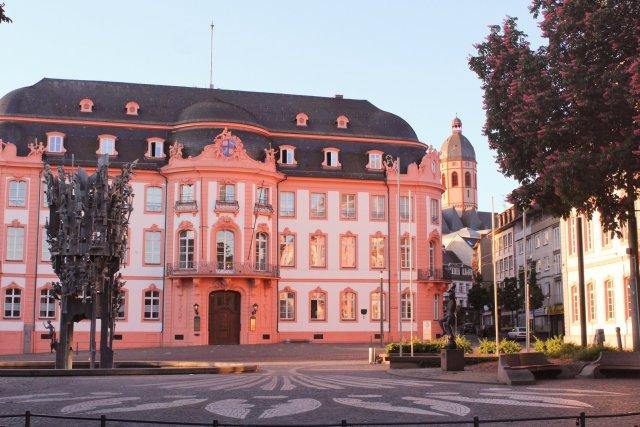 Mainz Shillerplatz