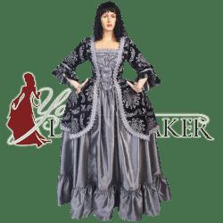 renaissance dress queen baroque clothing medieval dresses gowns custom