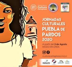 6° Jornada Cultural Puebla de los Pardos 2020