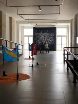 """Exposición """"¿Qué hay después del arte contemporáneo?"""", MADC"""