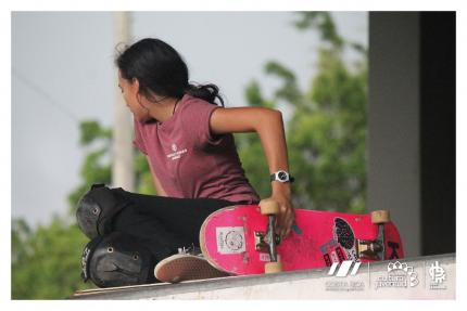 Skate Park. Parque La Libertad