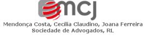 logotipo MCJ Sociedade de Advogados