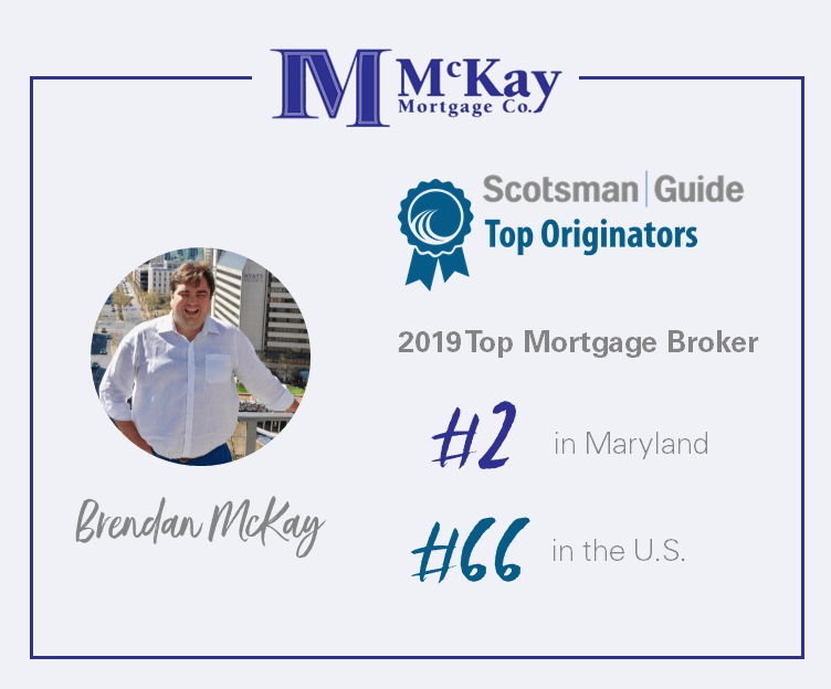 Brendan McKay - Scotsman 2019 Top Originator Snapshot Stats