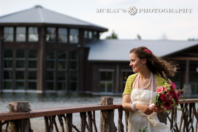 The Wild Center Wedding Photos