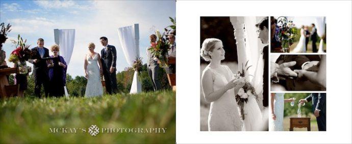 Rustic Farm Wedding Photos