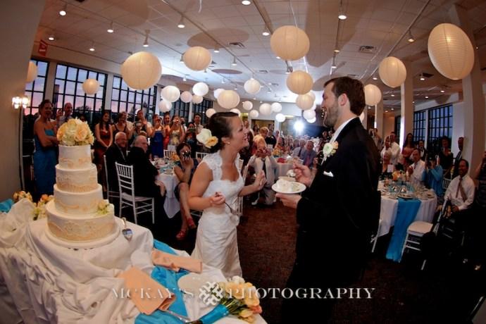 Wedding Photos at the RMSC and Planetarium
