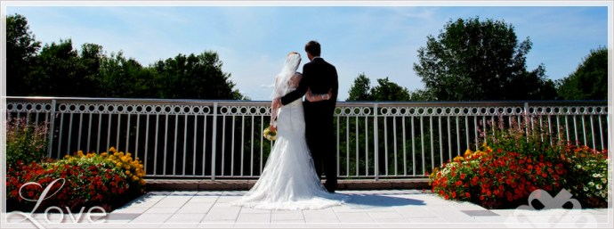 LDS Mormon wedding with reception at the Rabbit Room