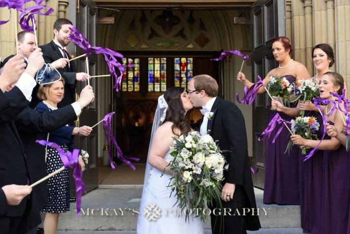 Top Buffalo wedding photographer Heather McKay