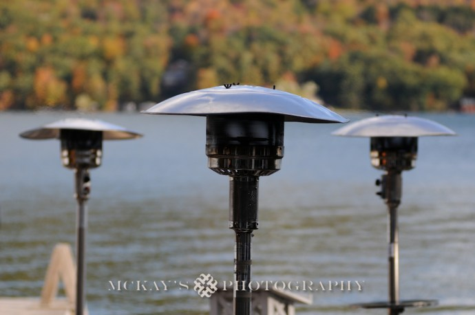 Fall wedding photos on Canandaigua Lake by McKay's Photography