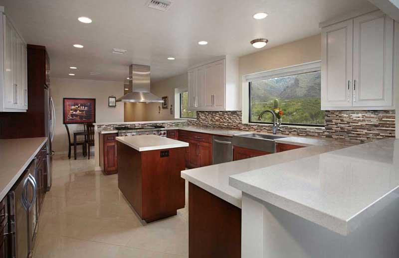 kitchen remodel hawaii table light fixture maui remodeling renovation
